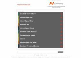 netspeedmeter.com