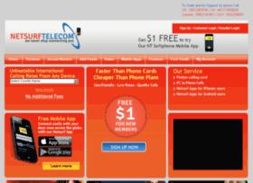 netsurftelecom.com