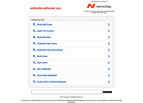 nettbutikk-netthandel.com