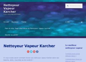 nettoyeurvapeurkarcher.com