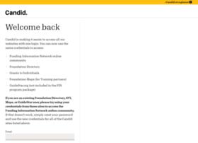 network.foundationcenter.org
