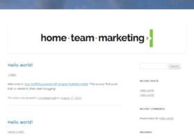 network.hometeammarketing.com