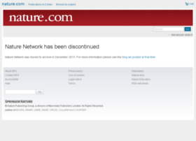 network.nature.com