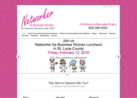 networkerforbusinesswomen.com