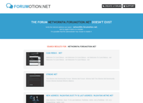 networkfm.forumotion.net