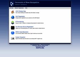 networking.unh.edu