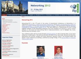 Networking2012.cvut.cz