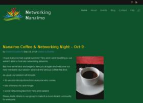 networkingnanaimo.com