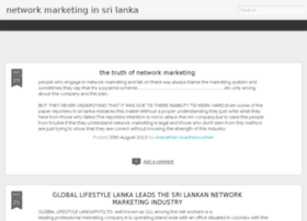 networkmarketinginsrilanka.blogspot.com