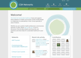 networks.sustainablehealthcare.org.uk