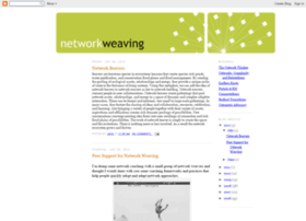 networkweaver.blogspot.com