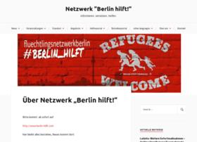 netzwerkfluechtlingeberlin.wordpress.com