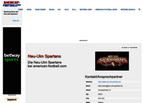 neu-ulm-barracudas.com