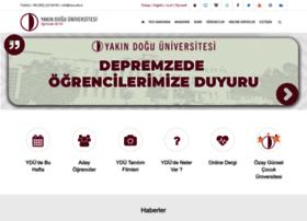 neu.edu.tr