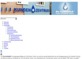 neu.feuchteklinik.de