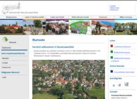 neudrossenfeld.de