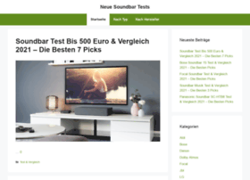neue-soundbartests.de