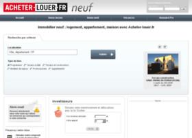 neuf.acheter-louer.fr