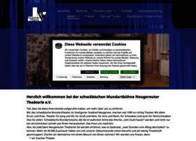 neugereuter-theaeterle.de