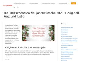 neujahrswuensche.plakos.de