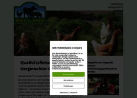 neuland-fleisch.de
