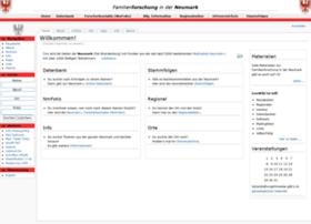neumark.genealogy.net