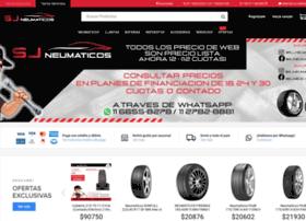neumaticos-sanjose.com.ar