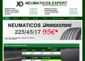 neumaticosmasbaratos.com