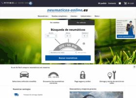 neumaticosonline.es