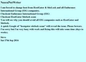 neuralnetwriter.cylo42.com