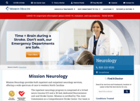 neuro.mission-health.org
