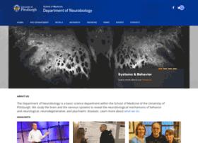 neurobio.pitt.edu