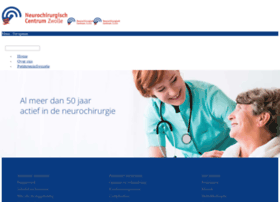 neurochirurgie-zwolle.nl