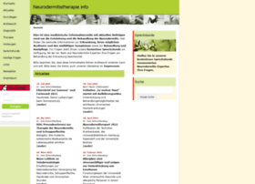 neurodermitistherapie.info