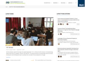 neuroinformatik.ruhr-uni-bochum.de