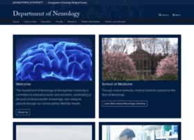 neurology.georgetown.edu