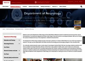 neurology.osu.edu