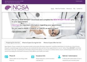 neurologyconsultantsofsa.com