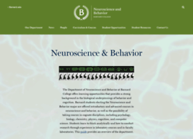 neuroscience.barnard.edu