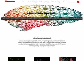 neurosciencesjournal.org