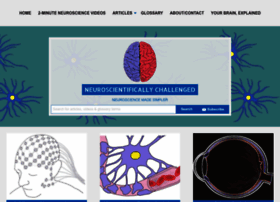 neuroscientificallychallenged.com
