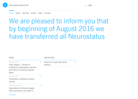 neurostatus-systems.net