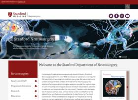 neurosurgery.stanford.edu