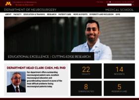 neurosurgery.umn.edu