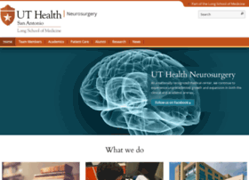 neurosurgery.uthscsa.edu