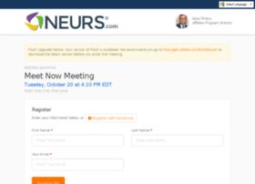 neurs.enterthemeeting.com