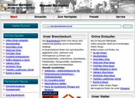 neusser-marktplatz.de