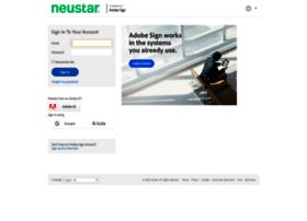 neustar.echosign.com