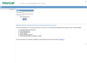 neustar.service-now.com