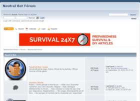 neutralbotforum.createaforum.com